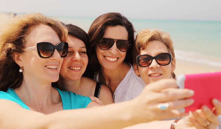 Ser mayor, el dulce encuentro entre salud y placer