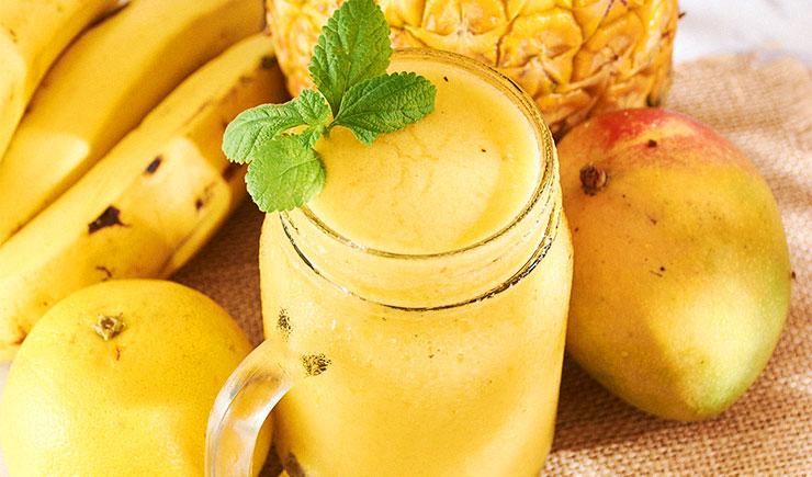 Beneficios increíbles de los frutos amarillos